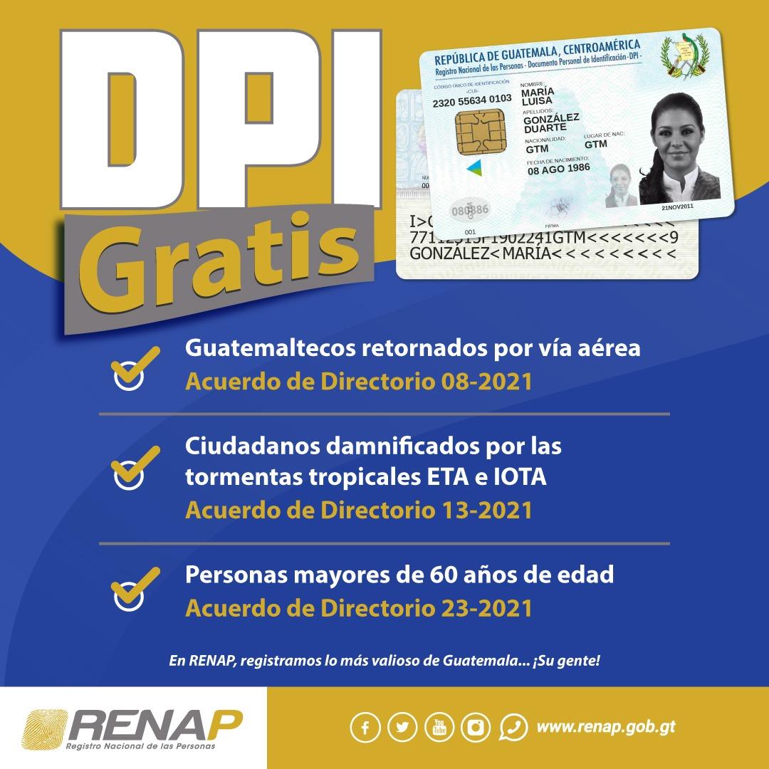 DPI gratis