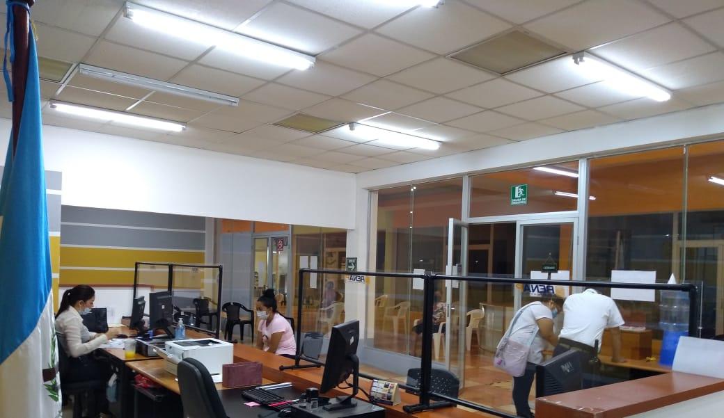 Jornadas sabatinas en Petén - RENAP